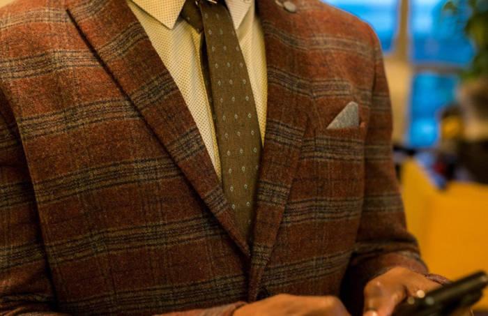 Krawat a dress code biznesowy